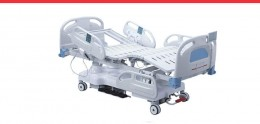 Eight-Function Luxurious Electric Care Bed KY501D-53