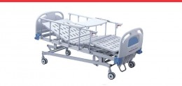 Four-Rocker Manual Care Bed KY401S-52